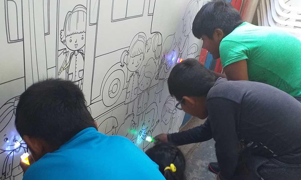 ABC Alfabetización Ciudadana: aprendo jugando a limpiar mis manos